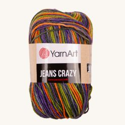 Vlna YarnArt Jeans Crazy 8213
