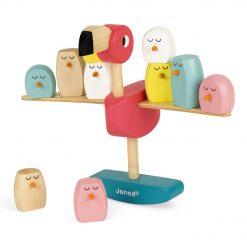 Balančná hračka plameniak Zigolos