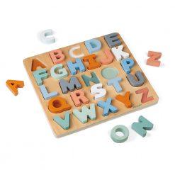 Sweet Cocoon vkladacie puzzle Abeceda 26 ks