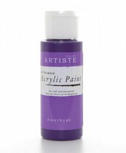 Akrylová farba Amethyst