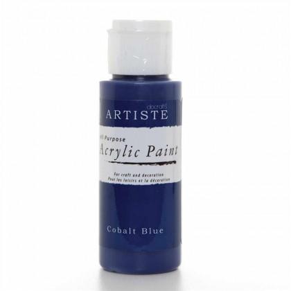Akrylová farba Cobalt Blue