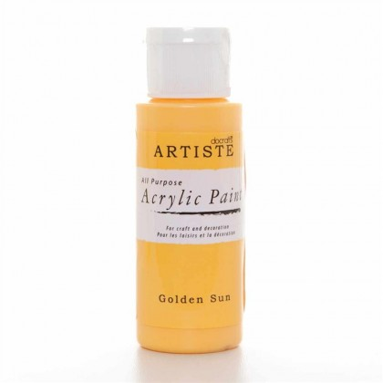 Akrylová farba Golden Sun