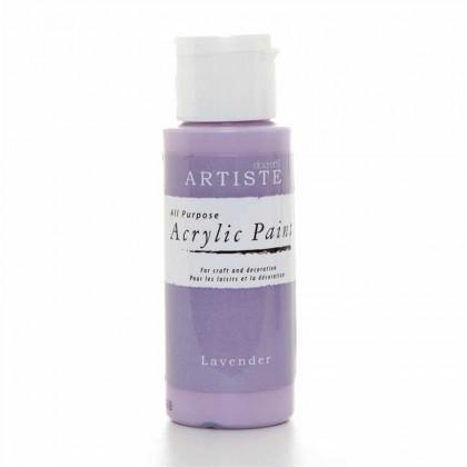 Akrylová farba Lavender