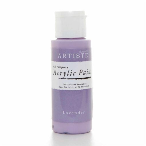akrylova farba lavender1