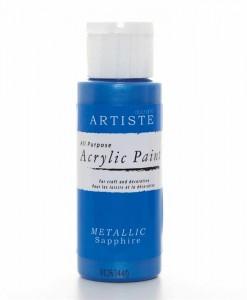 Akrylová farba Sapphire