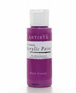 Akrylová farba Wild Violet