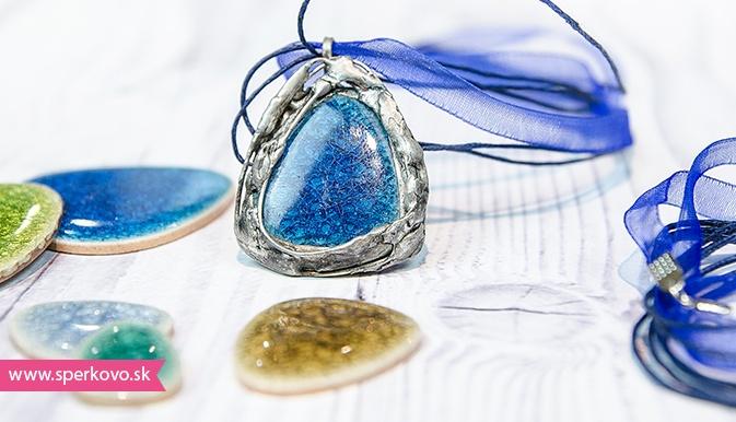 Štartovací balíček Cínované šperky