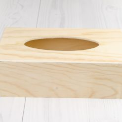 drevena krabicka na vreckovky