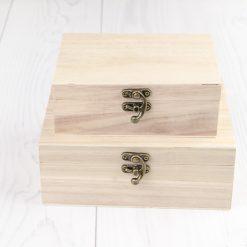 drevena krabicka variete sada 2 ks