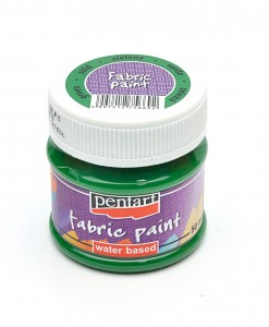 farba-na-textil-zelena -50-ml