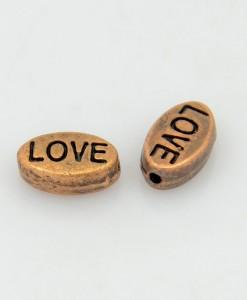 Kovový medzikus LOVE II