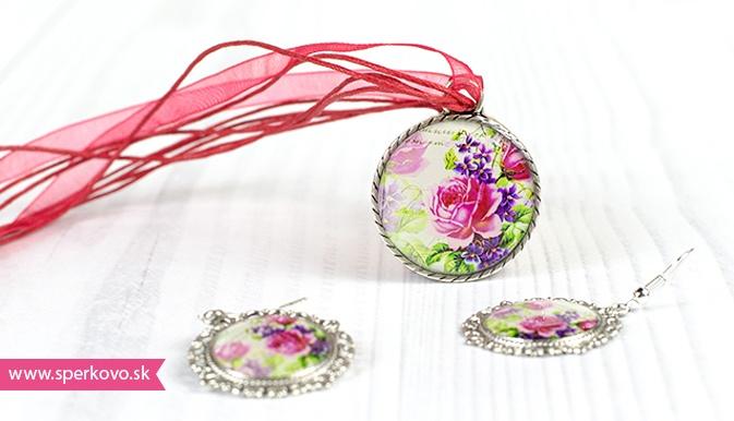 Živicové šperky sada na výrobu