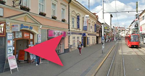 Kreatívne potreby Šperkovo Bratislava - Obchodná ulica