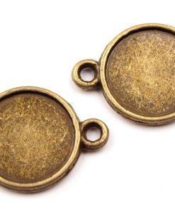 lozko-obojstranne-bronzove-s-dvoma-ockami-10-mm
