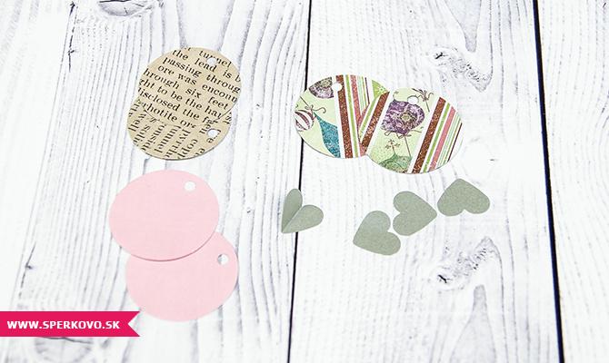 Menovky na dareky - Nvody