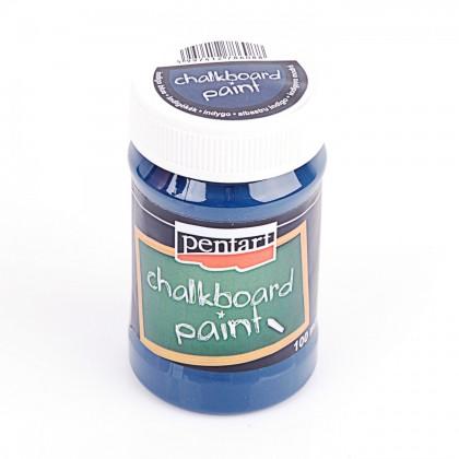 Tabuľová farba 100 ml indigo