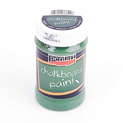 Tabuľová farba 100 ml zelená
