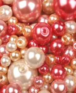 voskovane-perly-mix-staroruzovy-25-g